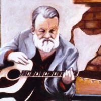 """Norman, Leif """"Loffe"""" – gitarrist, bildkonstnär"""