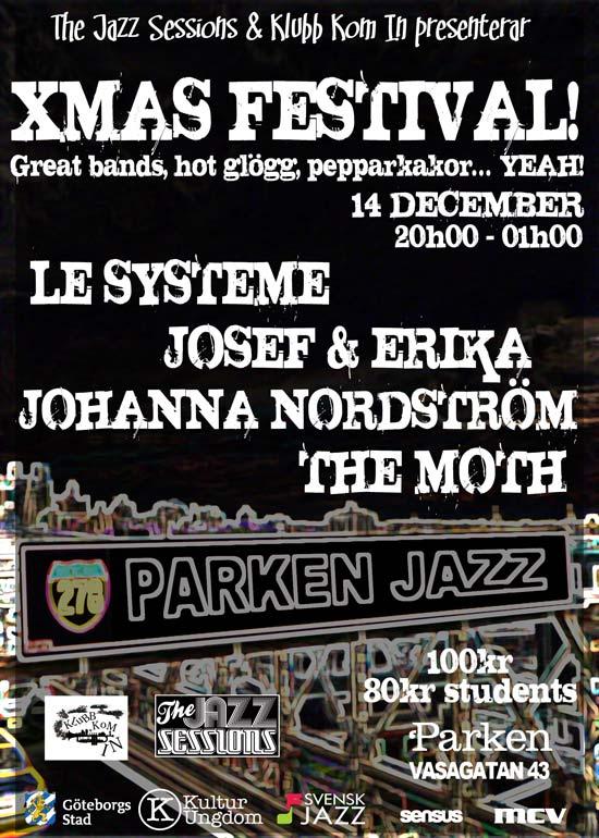 Parken_Jazz_christmas_special