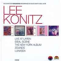 LeeKonitz