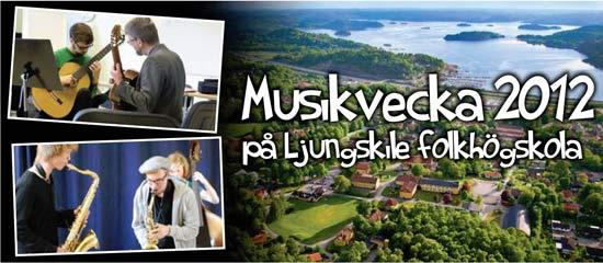 Musikvecka_Ljungskile