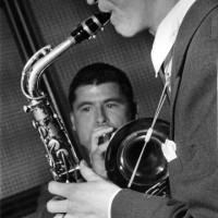Bäckman, Rolf – altsaxofonist, klarinettist