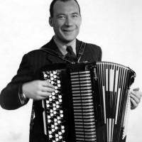 Frank, Erik – dragspelare, kompositör