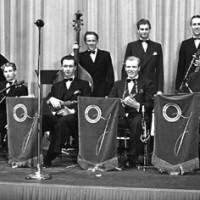 Kjell, Owe -trumslagare, orkesterledare