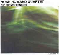 NoahHowardquartetTheBremenconcert