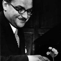 Arefeldt, Sven – pianist, sångare, kompositör, textförfattare