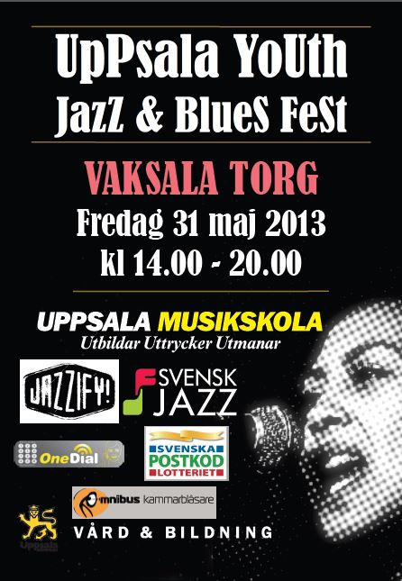 UppsalaYouthJazzandBlues