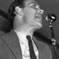 Larsson, Walter –  pianist, trumpetare, dragspelare, sångare, showman