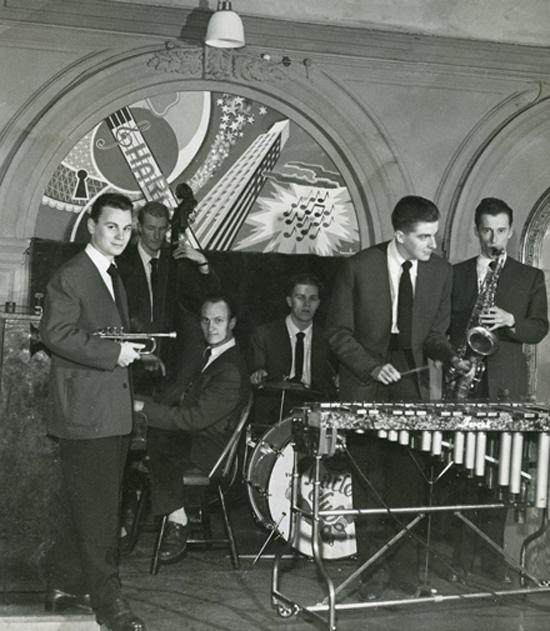 NisseSkoogsbandNalen1948