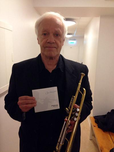 Jan Allan med nya skivan