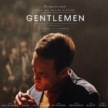 "Filmmusiken till ""Gentlemen"" - omslaget"
