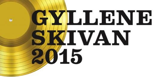 Bild Gyllene Skivan 2015