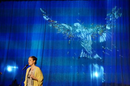 Lina Nyberg. Foto: Heiko Purnhagen