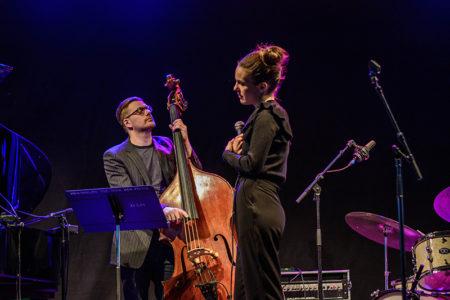 Martin Sjöstedt och Isabella Lundgren. Foto: Natalia Lezhenina