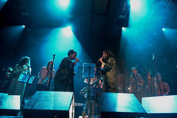 Fire! Orchestra. Foto: Hanna Brunlöf