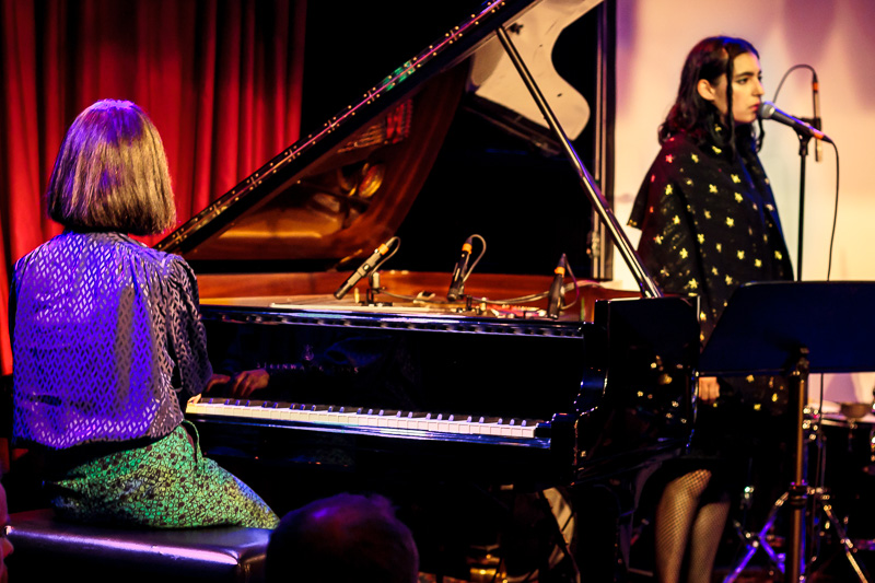 Lisa Ullén och Mariam Wallentin. Foto: Jenny Franzén