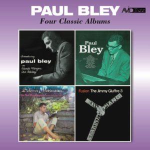 paul-bley-four-classic-albums