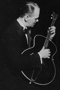 "Ekholm, Erik ""Greven"" – gitarrist"