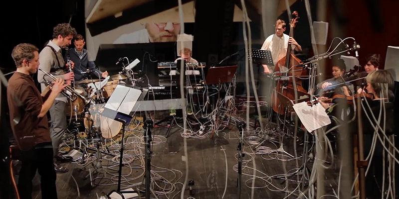 Revoid Ensemble. Foto: Erik Lindeborg.