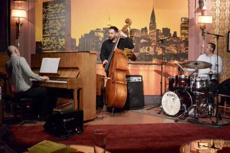 Zoltán Csörsz Trio. Foto: Anders Olofsson