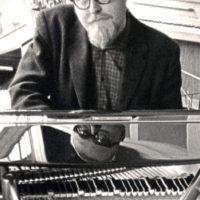 """Werner, Lars """"Lasse"""" – pianist, kompositör, skådespelare med mera"""