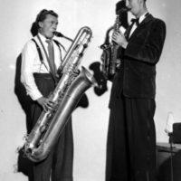 """Sejby, Ingmar """"Pelle"""" – saxofonist, klarinettist, trumslagare"""