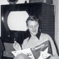 Oddner, Georg – trumslagare, fotograf