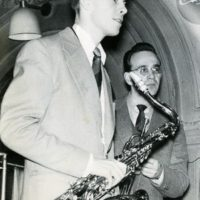 Lundström, Allan – tenorsaxofonist