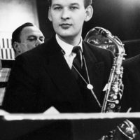 Lindell, Rolf – saxofonist, klarinettist, kapellmästare