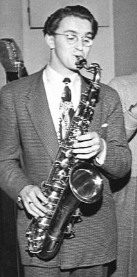 Köhlin, Lennart – tenorsaxofonist och klarinettist