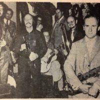 "Dahlquist, Robert ""Bob"" – tenorsaxofonist, klarinettist"