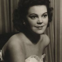 "Engdahl, Eva ""Marie Adams"" – pianist, kapellmästare, musikpedagog"