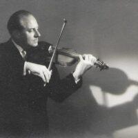 """Nilheim, Karl """"Calle Nilo"""" – violinist, kapellmästare"""