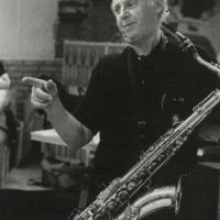 Norström, Erik – saxofonist, kompositör, arrangör, orkesterledare, pedagog