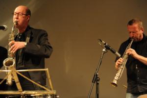 Jörgen Adolfsson och Mats Gustafsson