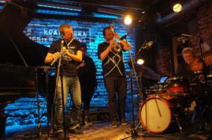 Mats Gustafsson, Anders Nyqvist och Raymond Strid