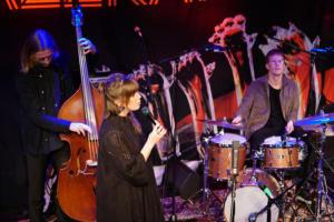 Amanda Ginsburg på P2 Jazzkatten/Fasching