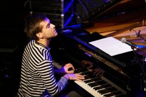 Joel Lyssarides (Joel Lyssarides Trio) på P2 Jazzkatten/Fasching