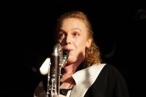 Lisa Grotherus på Olympiateatern