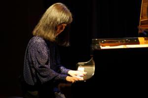 Lisa Ullén på Festivitazz/Teaterstudio Lederman
