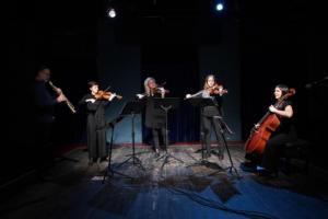 Godée/MalvaKvartetten på Teaterstudio Lederman