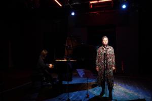 Lisa Ullén och Lina Nyberg på Festivitazz/Teaterstudio Lederman