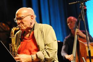 Dave Liebman - Johannes Weidenmueller
