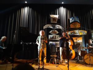 Trevor Watts Quartet