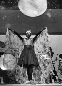 Sun Ra Arkestra på Dramaten 1971. Foto: Christer Landergren