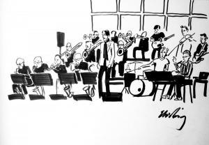 Norrbotten Big Band med Django Bates