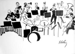 Trondheim Jazz Orchestra med Espen Berg