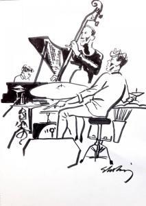 Phronesis (Ivo Neame, bas; Jasper Hojby, piano; Anton Eger, trummor)