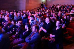 Publiken på Mangha