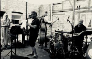 Trudy Kerr Quartet med Jukka Perko