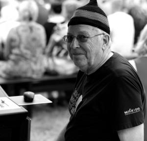 Ljudtekniker Lars Jernryd